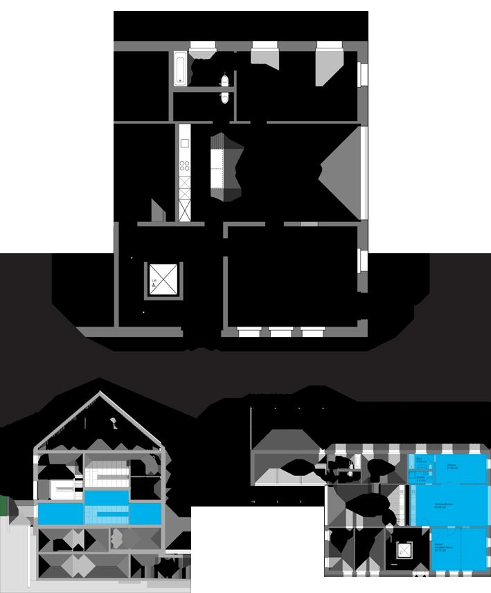 treppenhaus grundriss simple ideale treppe fr ihren grundriss with treppenhaus grundriss cheap. Black Bedroom Furniture Sets. Home Design Ideas